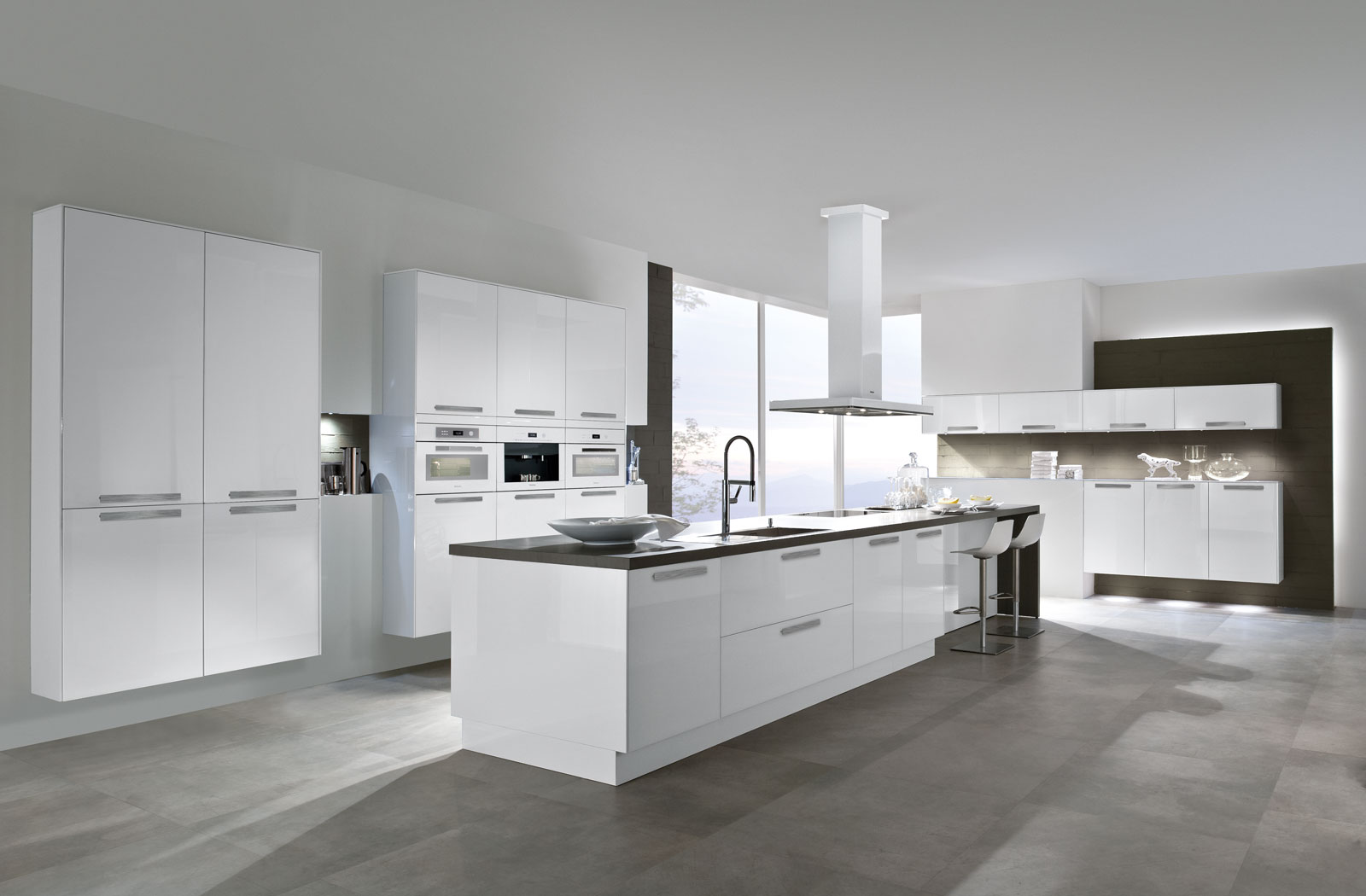 Ästhetisch, robust und einfach zu pflegen: Acrylfronten - Hunold Küchen