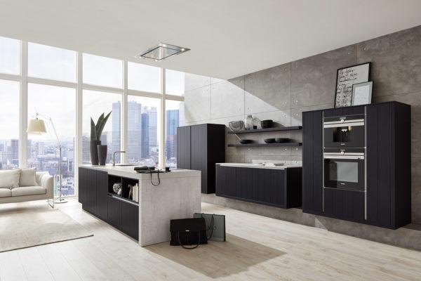 Ergonomisch angepasste Küchen