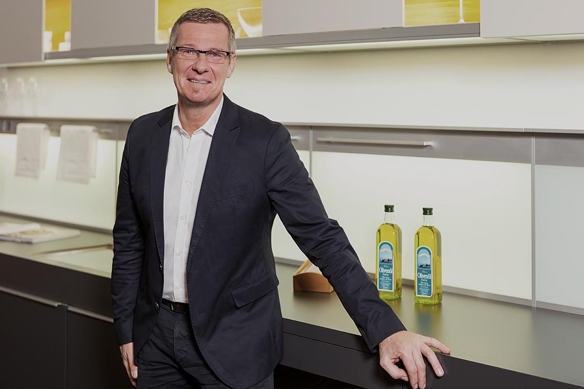 Volker Hunold, Geschäftsführung von Küchen Hunold
