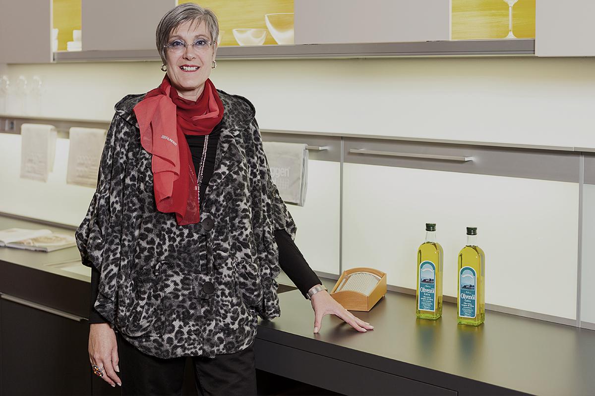 Gabriele Pfeil, Planung & Verkauf bei Küchen Hunold