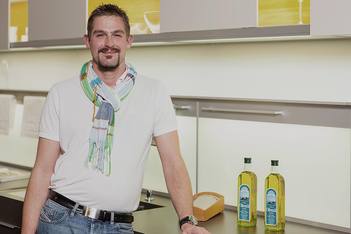 Philipp Weber, Planung & Montage bei Küchen Hunold
