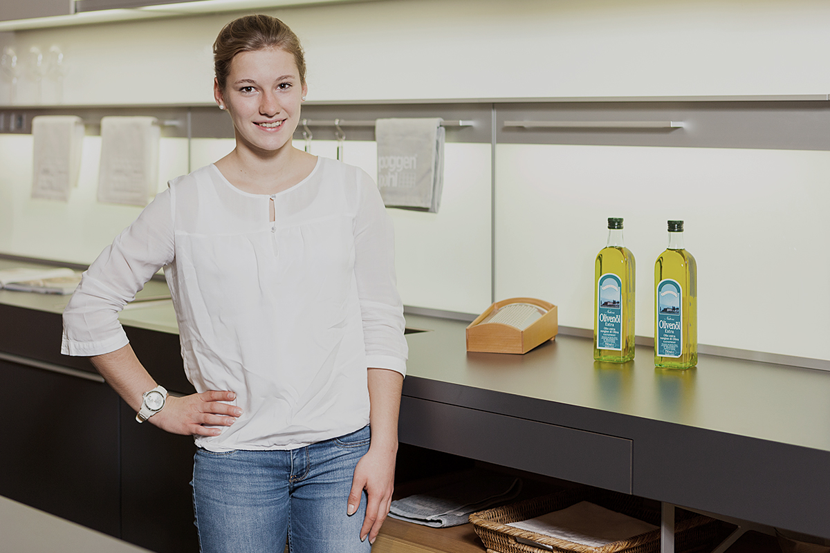 Annelie Hunold, Marketing bei Küchen Hunold