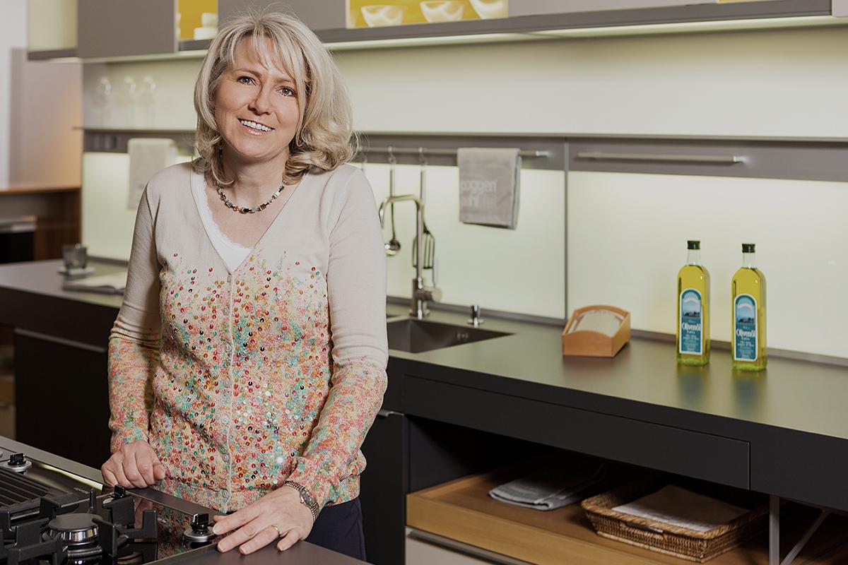 Susanne Agethen, Buchhaltung & Planung bei Küchen Hunold